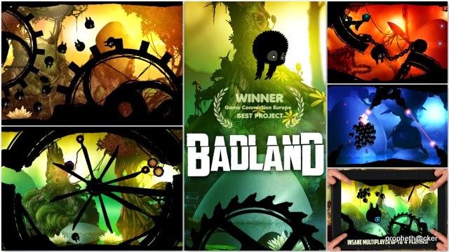 badland android app