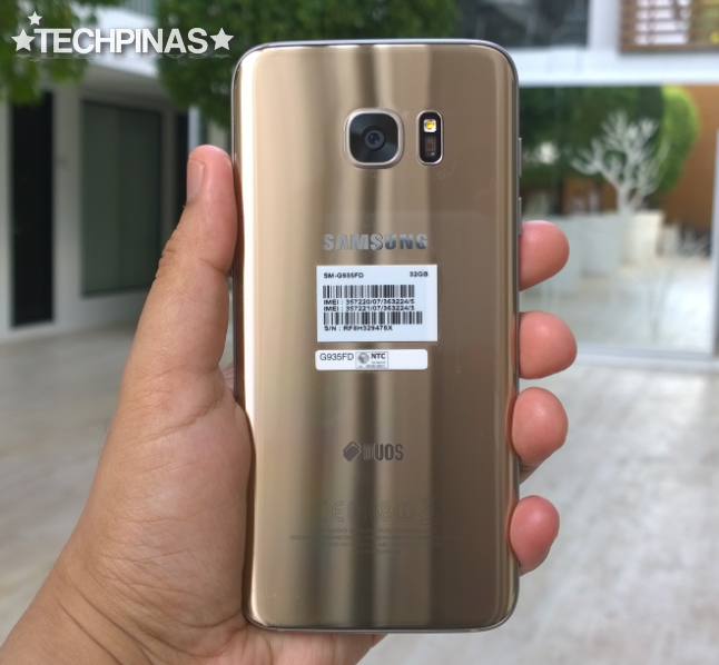 Samsung Galaxy S7 Edge, SGS7 Edge