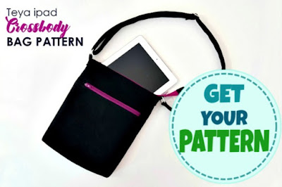 ipad bag pattern