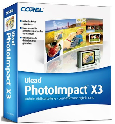 Aplikasi Corel PhotoImpact X3