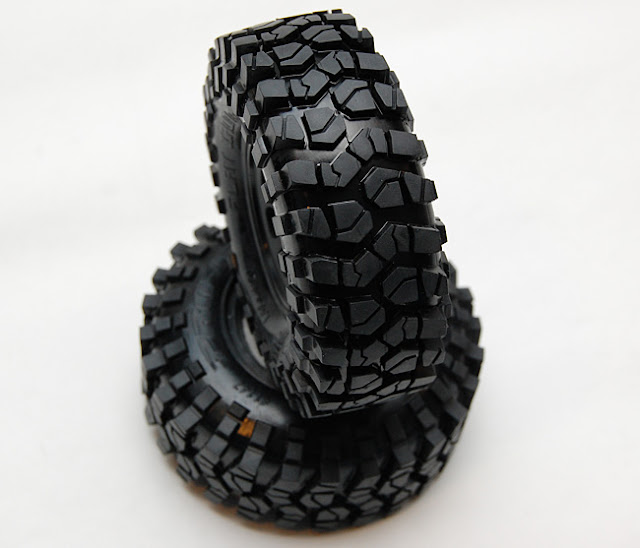 Proline flat iron rc crawler tires