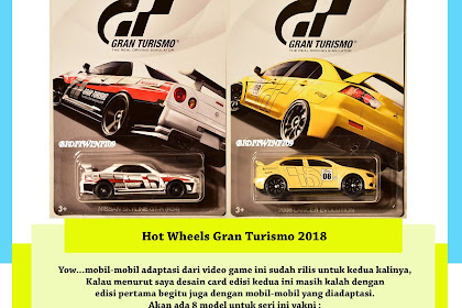 Hot Wheels Gran Turismo Series 2018