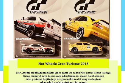 Hot Wheels Gran Turismo Series 2018