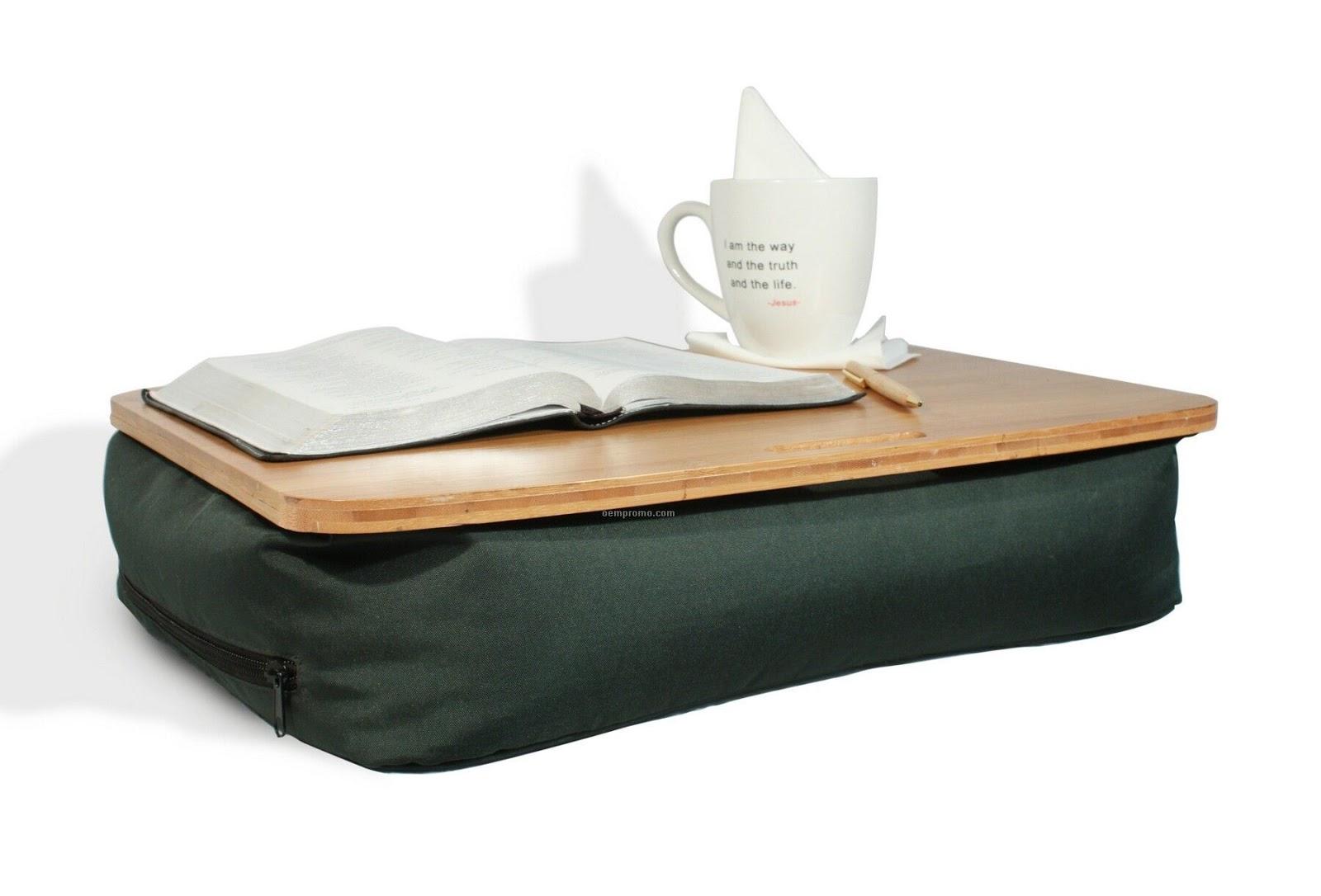 Bean Bag Lap Desk