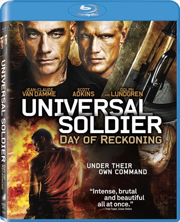 Universal Soldier Day Of Reckoning 2012 Dual Audio DD 5.1 BRRip 720p