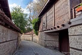 Възрожденски къщи в Банско