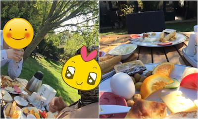 Biz çok beğendik | ideal kahvaltı yeri Doğa Çiftlik