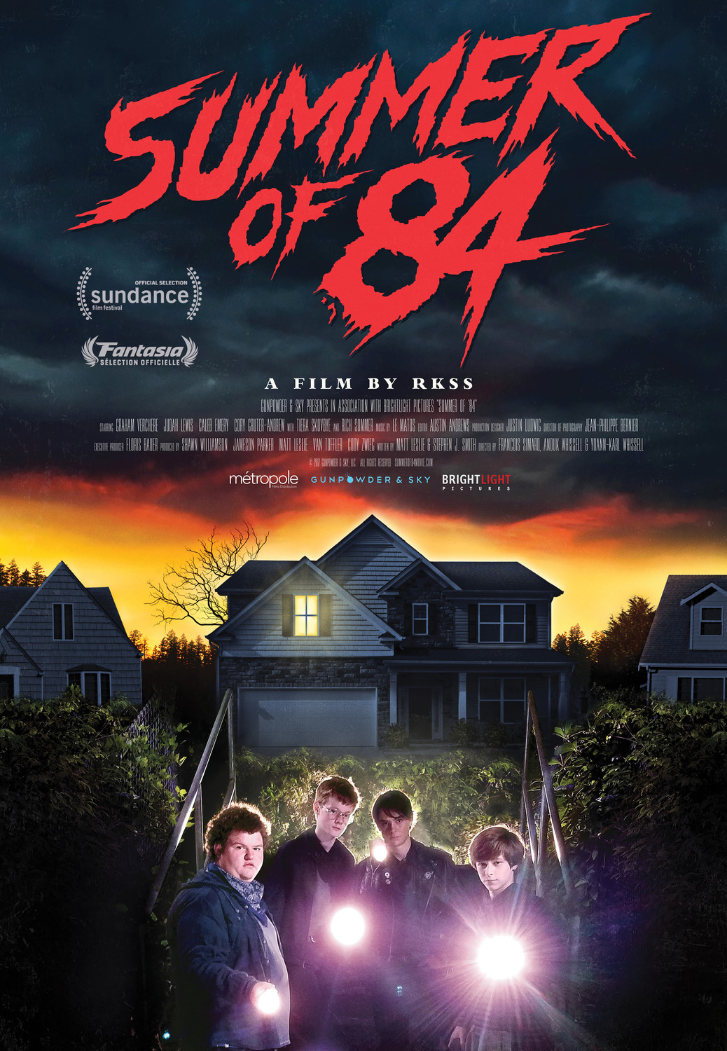 Summer of '84 [HDRip] [Streaming] [Telecharger]