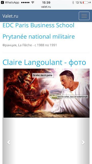Claire Langoulant