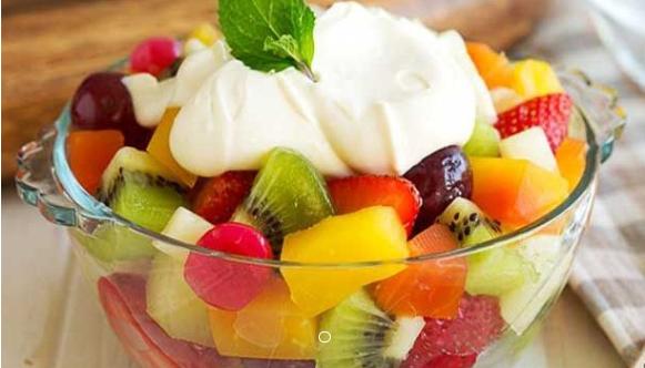 (Urdu Recipe) Fruit Salad Recipe in Urdu