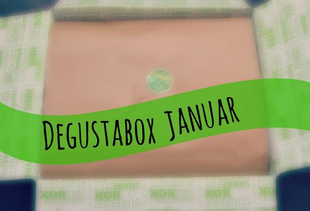 Degustabox Januar '16