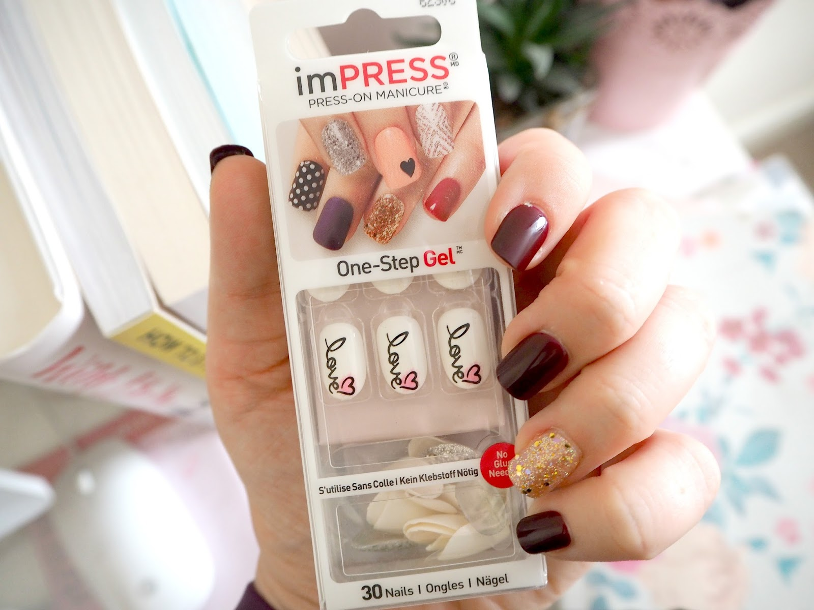 THE PERFECT NAILS FOR BUSY BEES   Love, Maisie   Impress Gel Nails   www.lovemaisie.com