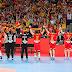 Handball EM: Mazedonien gewinnt Auftakt Krimi gegen Slowenien