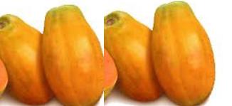Papaya Anti-tan Face Mask