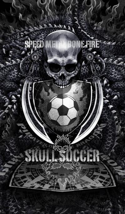 Skull soccer