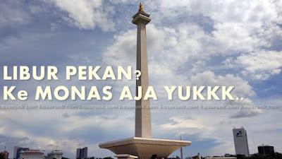 monumen nasional, monas