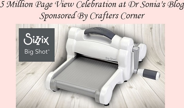 Dr Sonia giveaway (sizzix)