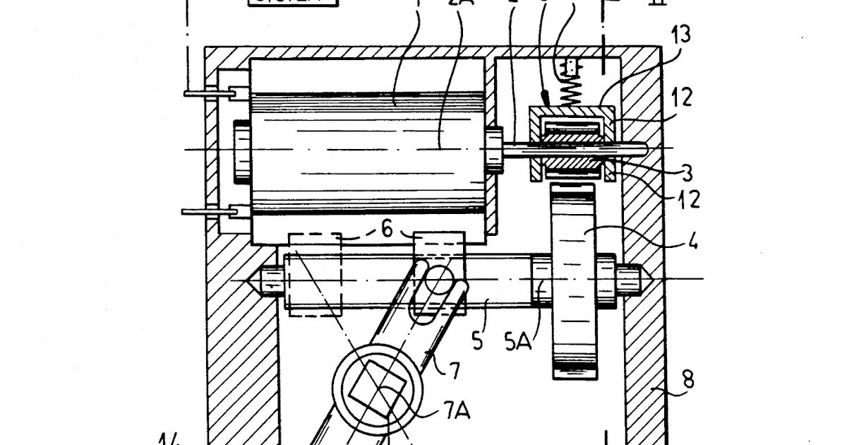 Power door-lock actuator with pivoting rocker and