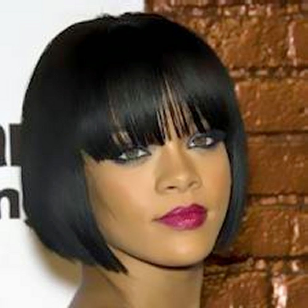 Enjoyable Short To Medium Bob Hairstyles For Black Women Hairstyles For Women Draintrainus
