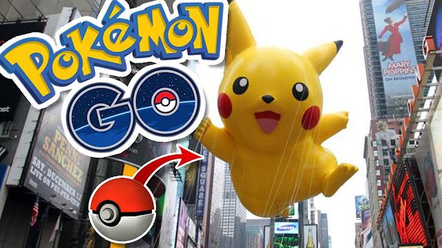 Pokémon Go poderá ser usado para vigiar?