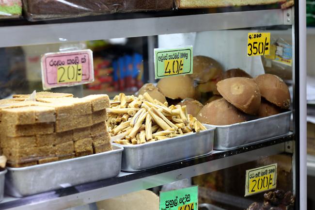 Sri Lanka - jedzenie, narodowe potrawy, napoje i używki Cejlonu