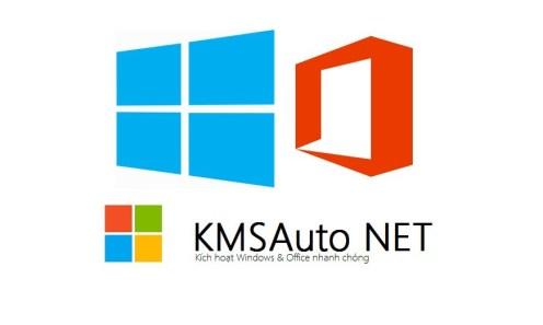 KMSAuto Net Portable bản mới nhất - Active Windows & Office không Virus
