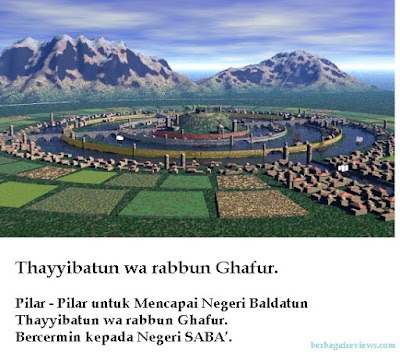 Baldatun Thayyibatun wa rabbun Ghafur - berbagaireviews.com