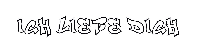 beste und coole graffiti schriften für ihr design 2019
