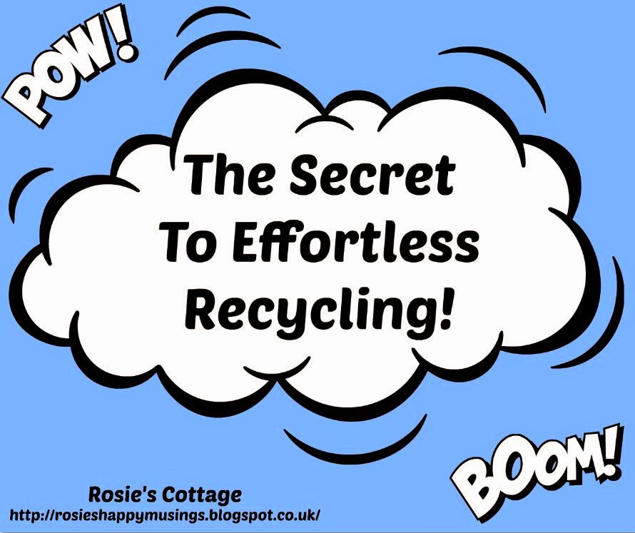 The Secret To Effortless Recycling