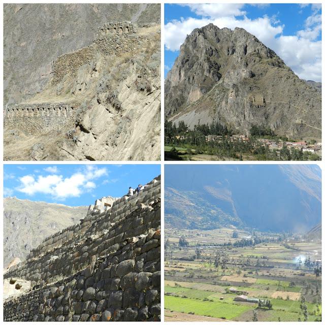 Roteiro 12 dias no Peru - Ollantaytambo