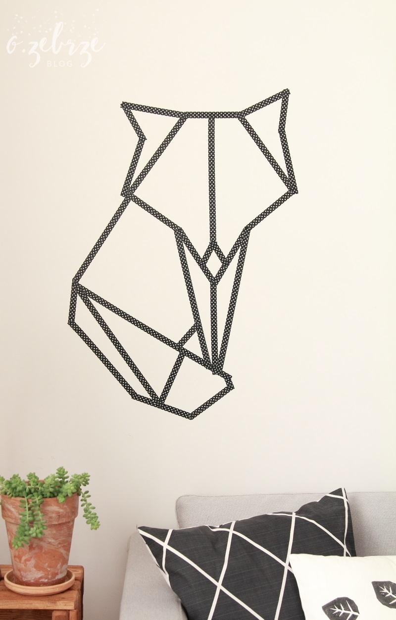 washi tape dekoracje
