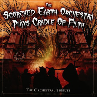 Pochette de The Scorched Earth Orchestra plays Cradle of Filth