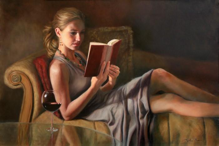 Любовь к красоте. Anna Rose Bain 13