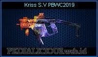 Kriss S.V PBWC2019