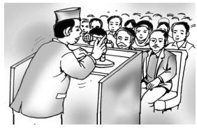 Menyusun Naskah Pidato