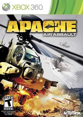 Apache Air Assault Xbox 360 Español ISO Descargar