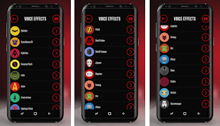 Voice Effects Android