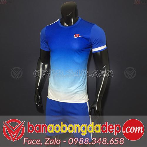 Áo không logo Nike GiNa SLM01 Xanh Dương