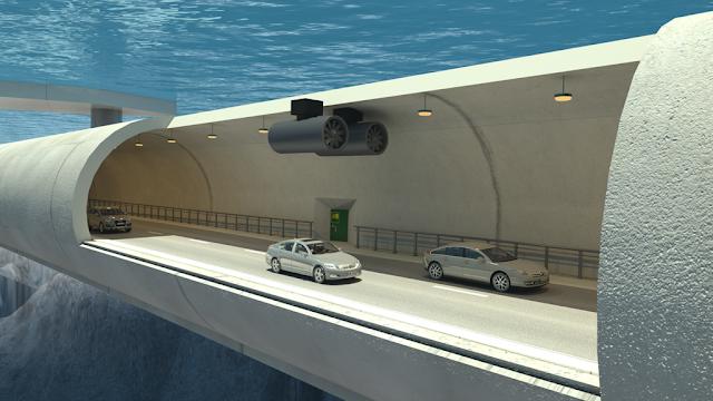 Submerged Floating Bridge