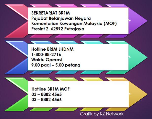 Pendaftaran dan Kemaskini BRIM 2018