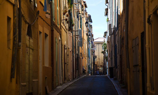 La Panier em Marselha