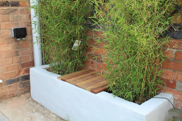 oriental planter for the garden