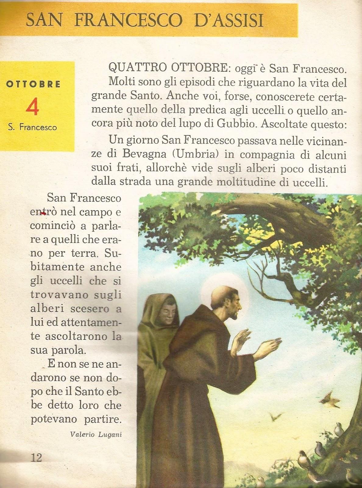 Studiamando liberamente San Francesco dAssisi