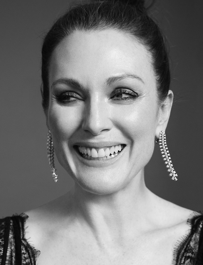 Julianne Moore for Grazia Italy - Photo Julianne Moore 2016