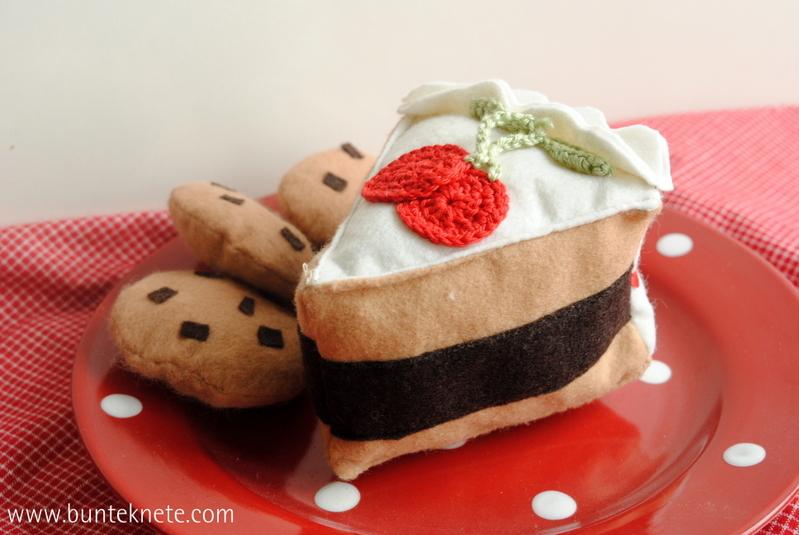 Bunte Knete Von Frl Pang Hatt Ich Dich Heut Erwartet Kuchen Aus