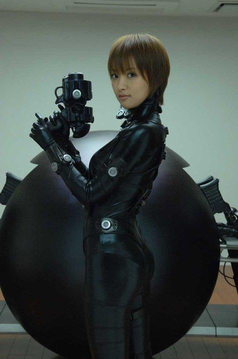 a deviant view: Gantz | ガンツ [ Movie Review ] ★★★1/2