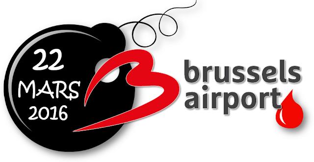 Attentats terroristes perpétré à Brussels Airport - 22 mars 2016 - Najim Laachraoui - Bruxelles-Bruxellons