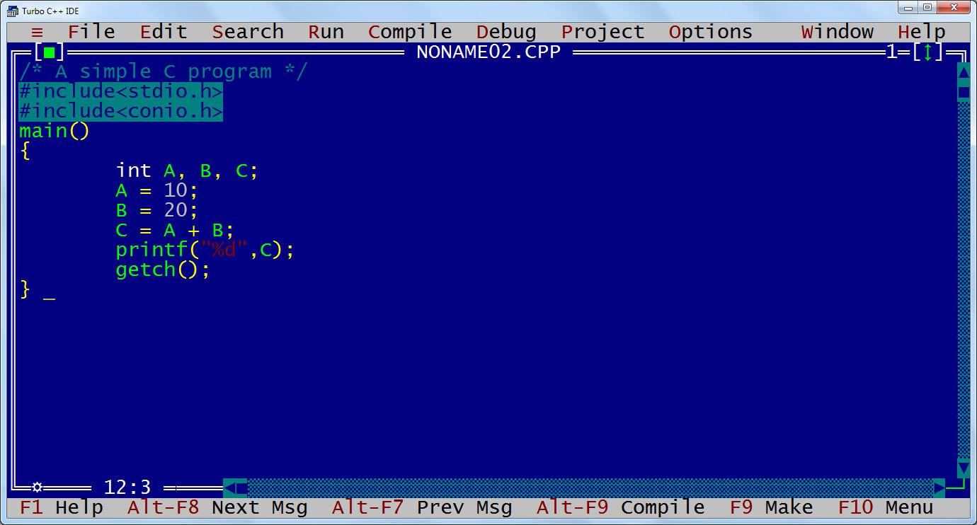Reentconmo — borland c++ 64 bit free download windows 7.