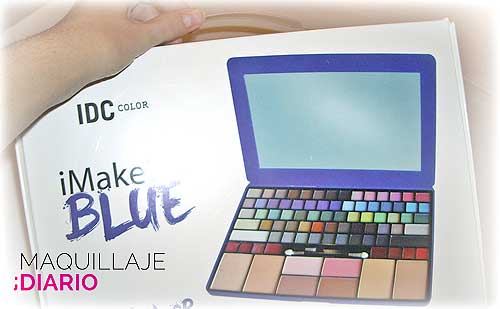 La paleta de maquillaje que parece un portatil