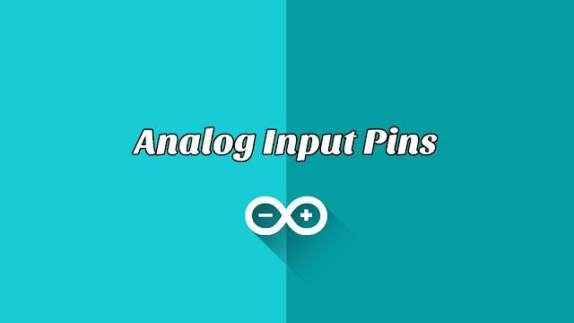 Analog Input Pins